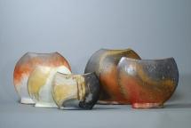 5 Gefäße - 2008 - 19-32cm