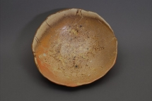 Schale, Porzellan, Seegras - 2008 - 26x8cm