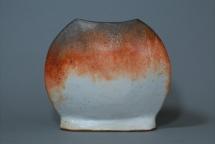 Gefäß, Shino-Glasur - 2008 - 29x33x11cm