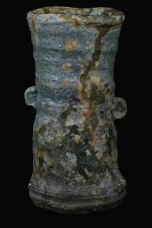 gedrehte kleine Vase - 2006 - 14cmx7cm