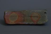 Platte - 2011 - 16,5 x 7cm