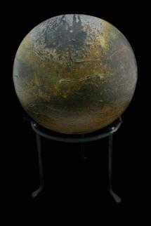 Kugel Globus - 2006 - Kugel Durchmesser 35cm