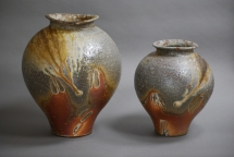 2 Vasen - 2014 - H: 27cm; 34cm
